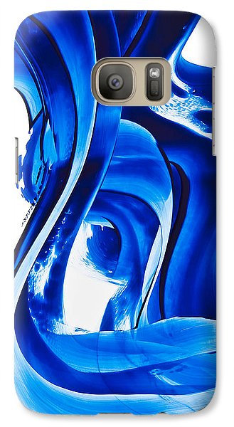 Pure Water 66 Galaxy Case by Sharon Cummings