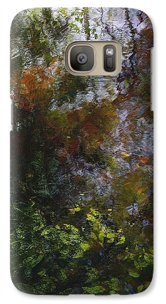 Galaxy Case featuring the photograph Reflections  by Jim Vance