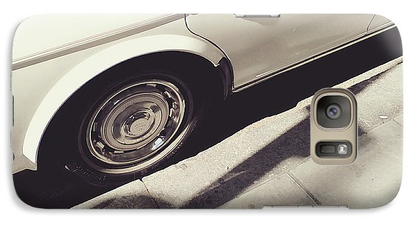 Galaxy Case featuring the photograph Rolls Royce Baby by Rebecca Harman
