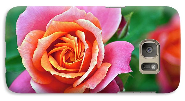Galaxy S7 Case featuring the photograph Rose by Bill Barber