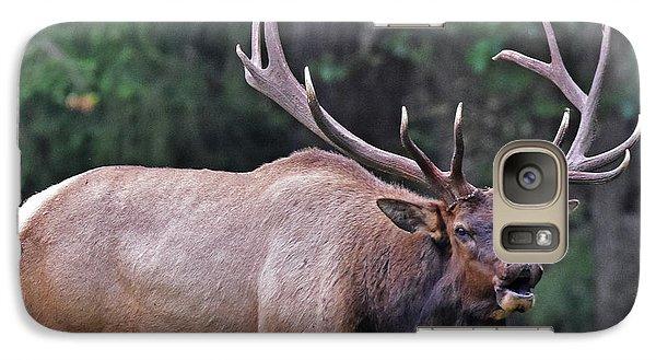 Royal Roosevelt Bull Elk Galaxy S7 Case