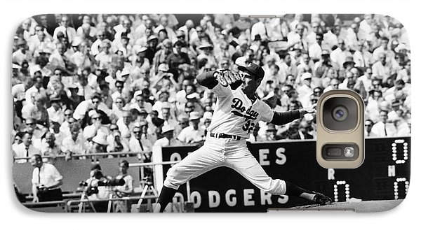 Sandy Koufax (1935- ) Galaxy S7 Case