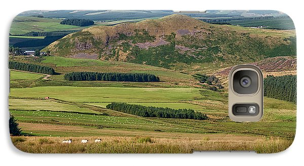 Scotland View From The English Borders Galaxy S7 Case