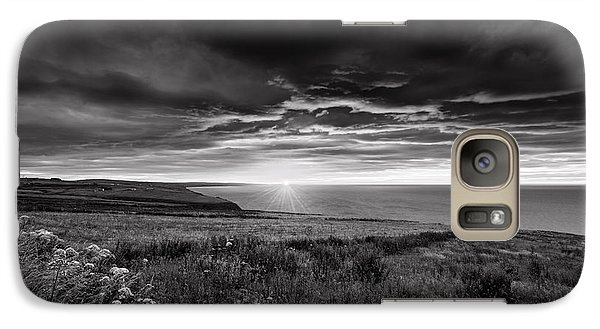 Scottish Sunrise Galaxy S7 Case
