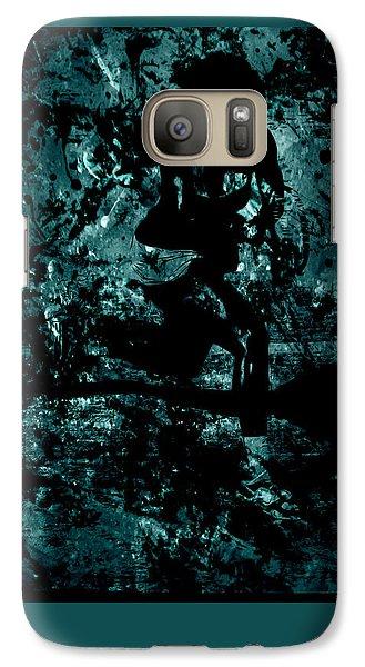 Venus Williams Galaxy S7 Case - Serena Williams Work Of Art by Brian Reaves