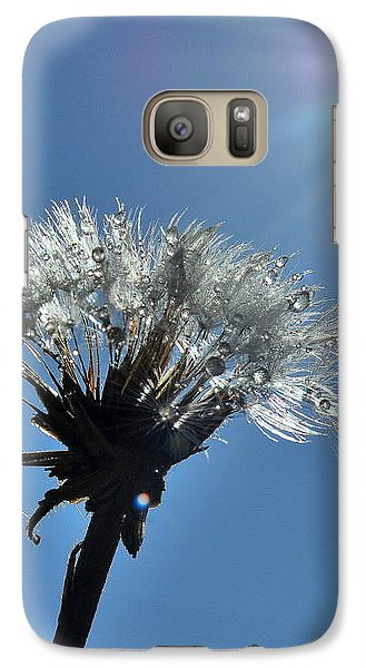 Galaxy Case featuring the photograph Shining by Marija Djedovic