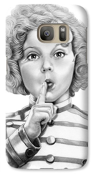 Shirley Temple Galaxy Case by Murphy Elliott