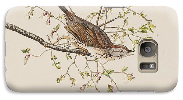 Song Sparrow Galaxy S7 Case