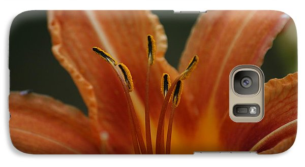 Galaxy Case featuring the photograph Spider Lily by Cathy Harper