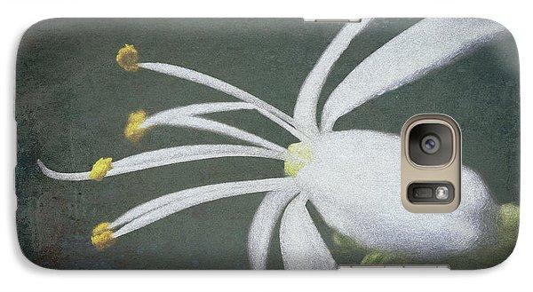 Spider Plant Flower II Galaxy S7 Case
