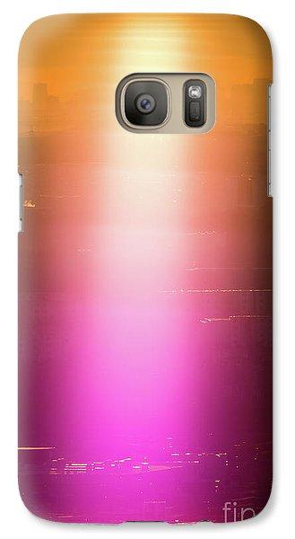 Spiritual Light Galaxy S7 Case by Tatsuya Atarashi