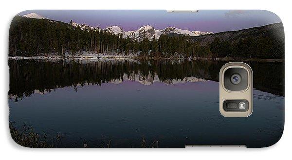 Sprague Lake Galaxy S7 Case by Gary Lengyel