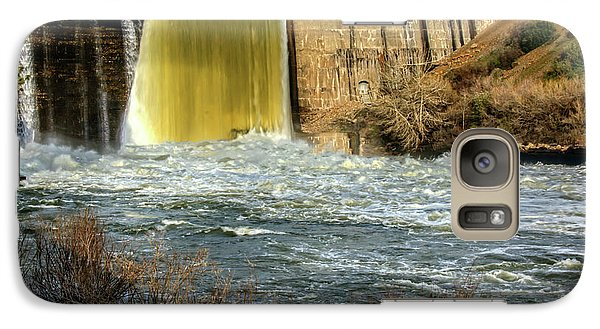 Galaxy Case featuring the photograph Spring Flow by Robert Bales