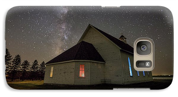 Galaxy Case featuring the photograph sT. aNNS by Aaron J Groen