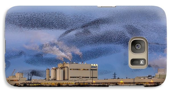 Starling Mumuration Galaxy S7 Case