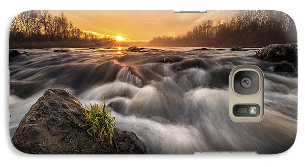 Galaxy Case featuring the photograph Survivor by Davorin Mance
