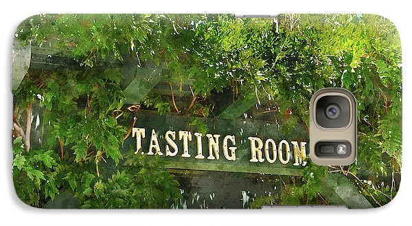 Tasting Room Sign Galaxy S7 Case