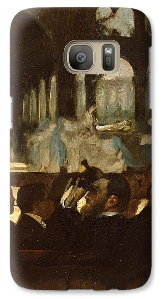 Galaxy Case featuring the painting The Ballet From Robert Le Diable by Edgar Degas