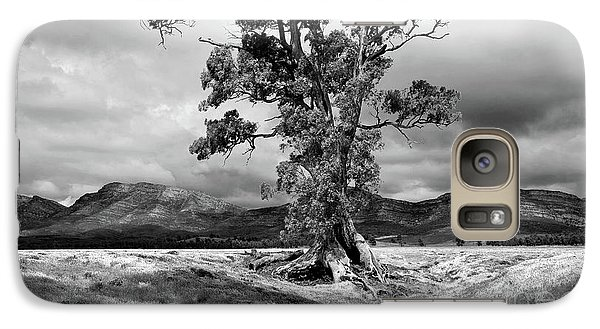 Galaxy Case featuring the photograph The Cazneaux Tree by Bill Robinson