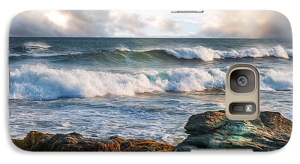 Galaxy Case featuring the photograph A Clearing by Robin-Lee Vieira