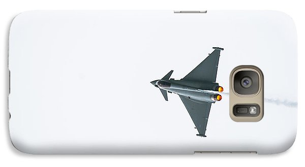 The Eurofighter Typhoon Galaxy S7 Case