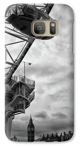 The London Eye Galaxy S7 Case by Martin Newman