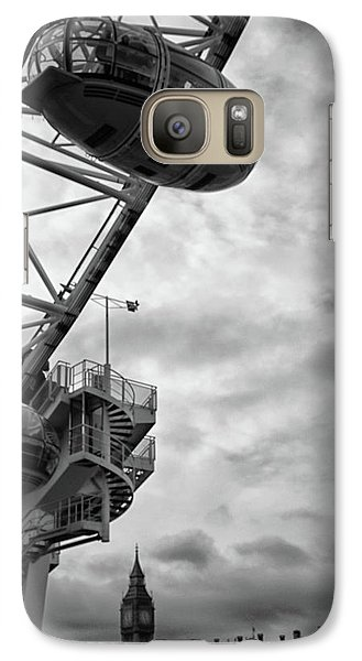 The London Eye Galaxy Case by Martin Newman