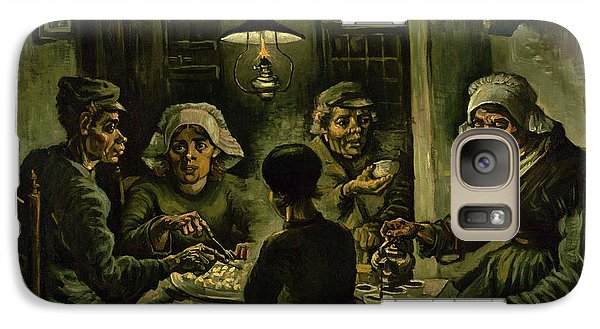The Potato Eaters, 1885 Galaxy S7 Case