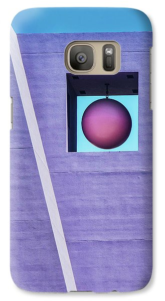 The Purple Tower At Pershing Square Galaxy S7 Case