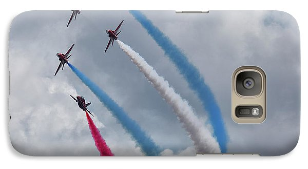 The Red Arrows Galaxy S7 Case