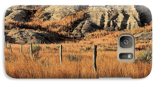 Galaxy S7 Case featuring the photograph This Is Kansas by JC Findley