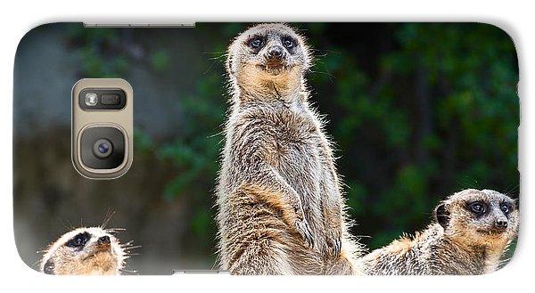 Three's Company Galaxy S7 Case by Jamie Pham
