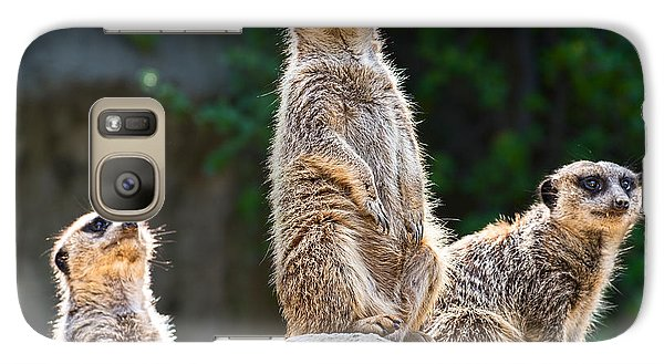 Three's Company Galaxy S7 Case by Jamie Pham