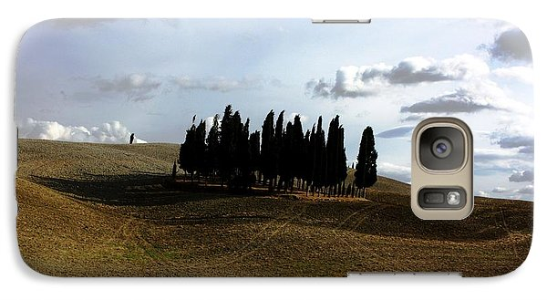 Galaxy Case featuring the photograph Toscana by Pat Purdy