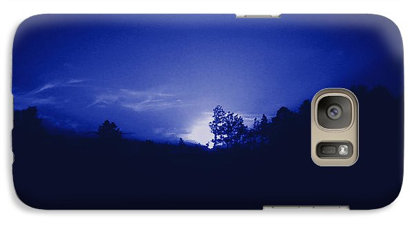 Galaxy Case featuring the photograph Where The Smurfs Live 2 by Max Mullins