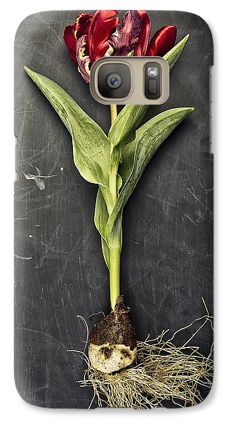 Tulip Galaxy S7 Case - Tulip by Nailia Schwarz