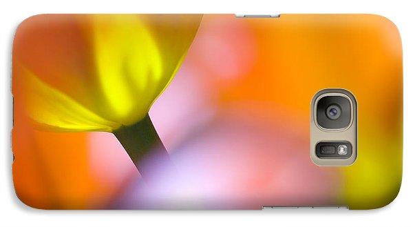 Tulip Galaxy S7 Case - Tulips by Silke Magino