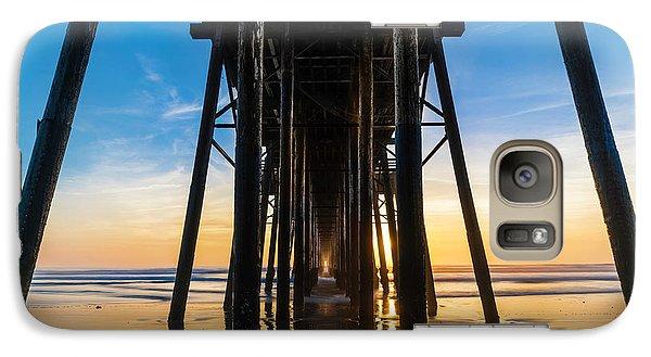 Under The Oceanside Pier Galaxy S7 Case