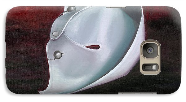 Galaxy Case featuring the painting University Of South Carolina College Of Nursing by Marlyn Boyd