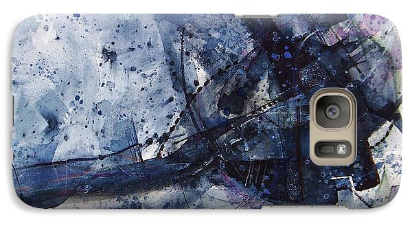 Untitled Abstraction Galaxy S7 Case