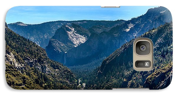 Featured Images Galaxy S7 Case - Valley Of The Gods by Az Jackson