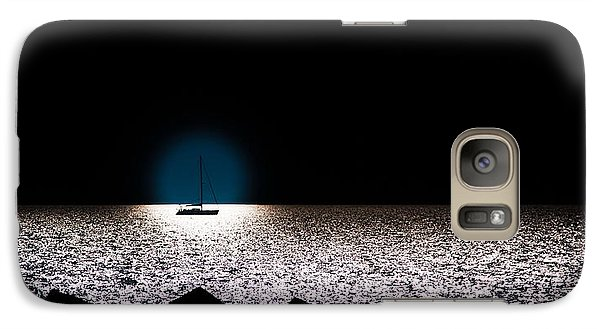Galaxy Case featuring the photograph Vela by Bruno Spagnolo