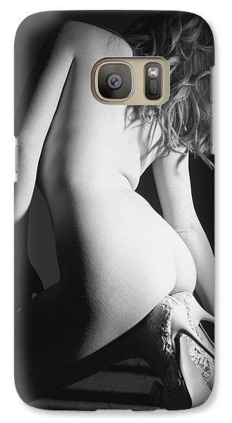 Galaxy Case featuring the photograph Venus In Heels by Joe Kozlowski