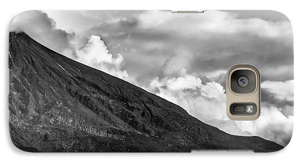 Galaxy Case featuring the photograph Volcano by Hayato Matsumoto
