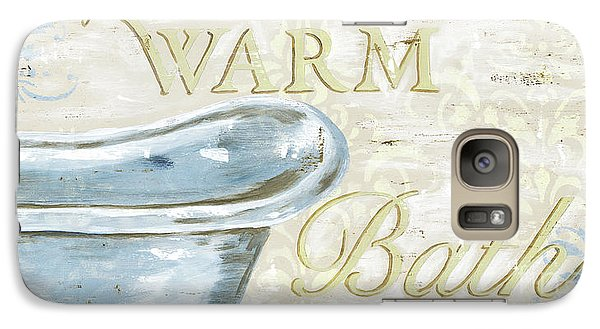 Warm Bath 2 Galaxy Case by Debbie DeWitt