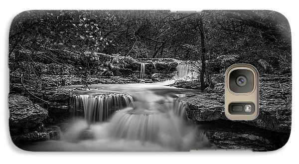 Waterfall In Austin Texas Galaxy S7 Case