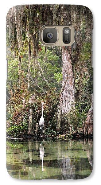 Weeki Wachee River Galaxy S7 Case
