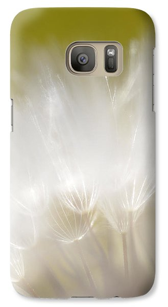 White Blossom 1 Galaxy S7 Case