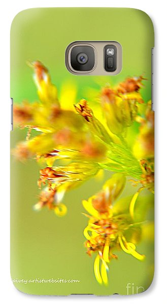 Galaxy Case featuring the photograph Wildflowers by Janice Spivey