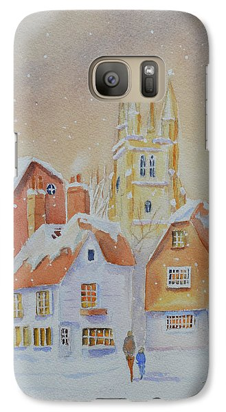 Winter In Tenterden Galaxy S7 Case